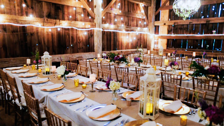 George Weir Barn Wedding Credits
