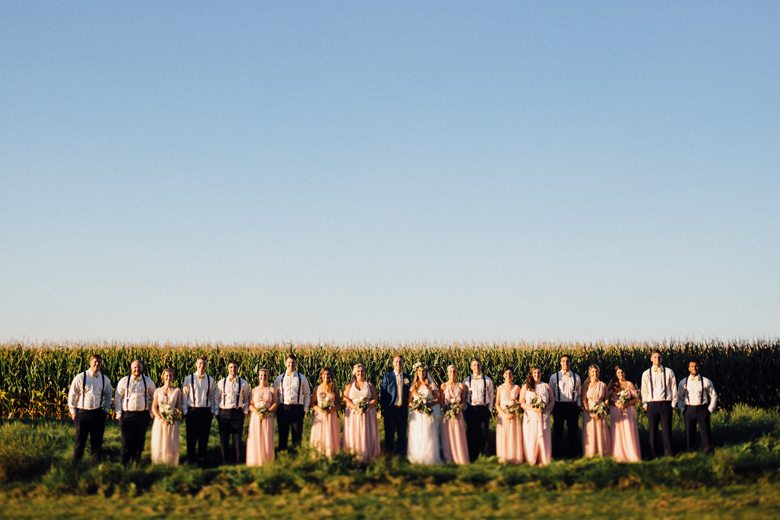 sugarland wedding bridal party