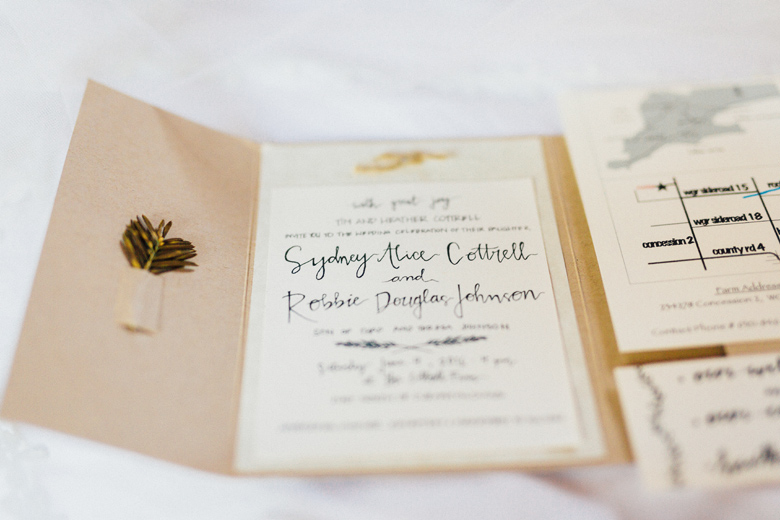 forest wedding invitation rsvp