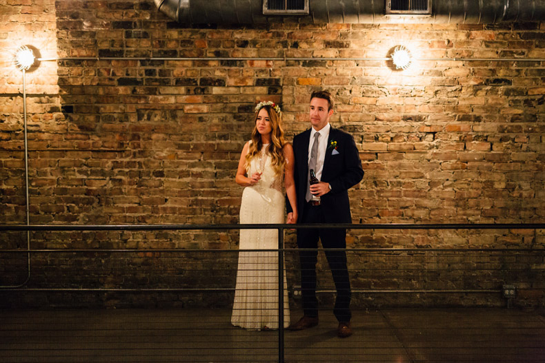 A new leaf wedding hotel lincoln chicago