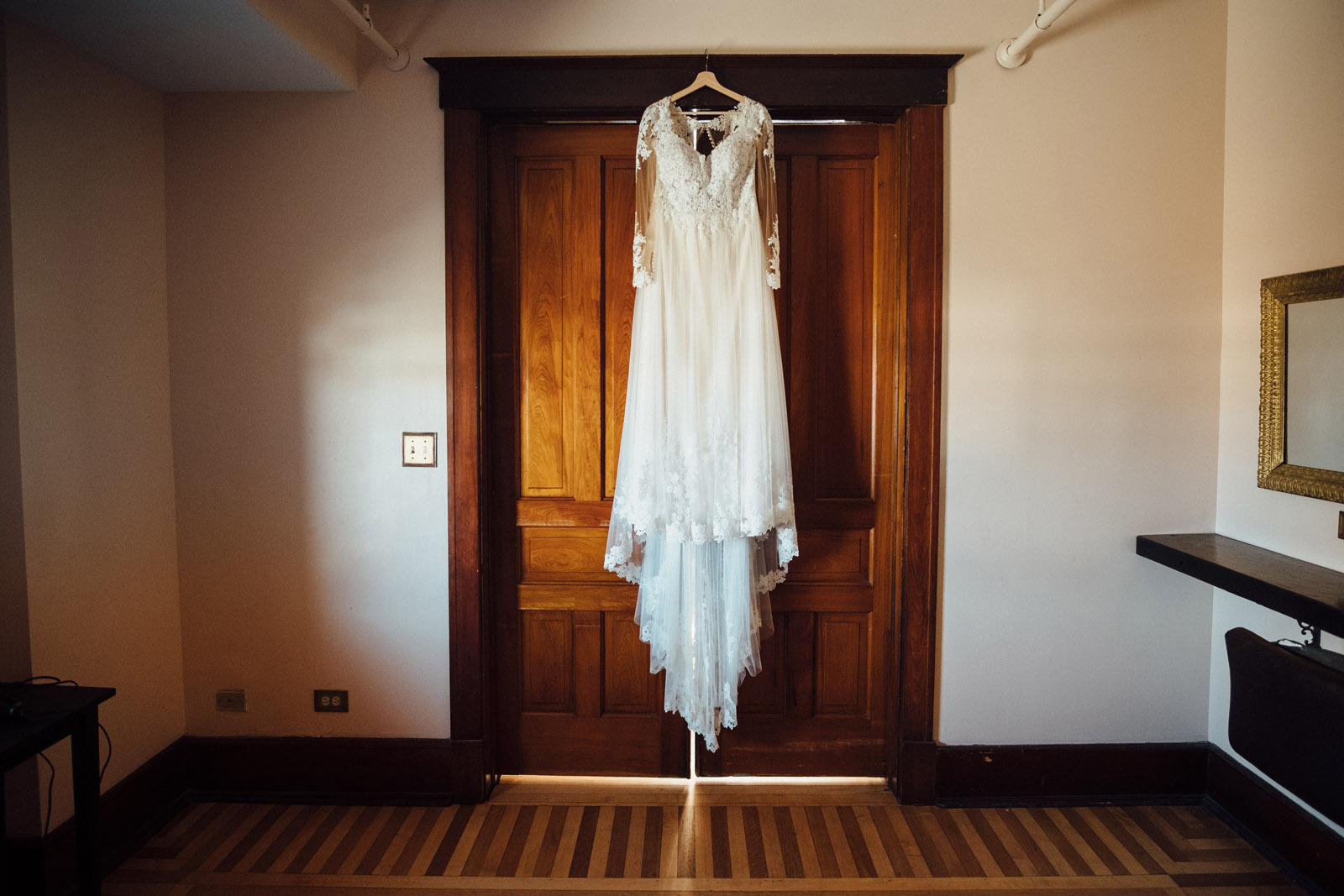 The Haight wedding dress